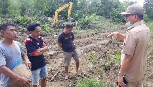 Suport Bupati Koltim Membuka Lapangan Lalingato